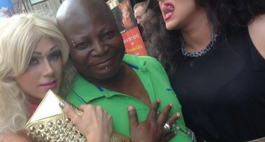 CHARLY BOY 'TURNS' GAY, CELEBRATES WITH HOMOSEXUALS IN SWEDEN