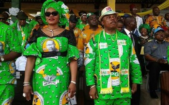 ANAMBRA FIRST LADY ACCUSED OF KILLING HUSBAND'S FIRST WIFE IN FRONT OF DAME PATIENCE JONATHAN