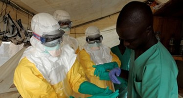 FOUR EBOLA PATIENTS WHO WERE QUARANTINED, CURED OF DISEASE, DISCHARGED