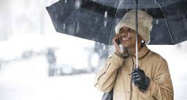 MINISTER CAUTIONS NIGERIANS AGAINST USING PHONE IN THE RAIN