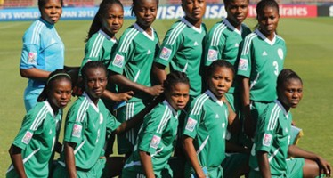 PROSTITUTES POSING AS NIGERIA FEMALE NATIONAL TEAM IN EUROPE REPATRIATED