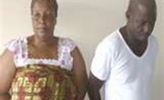 COUPLE APPEAR IN COURT AS WIFE IS ACCUSED OF ASSISTING HUSBAND TO RAPE MAID