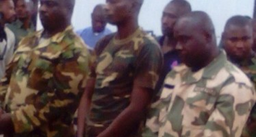BOKO HARAM: 12 SOLDIERS SENTENCED TO DEATH FOR ATTEMPTING TO KILL MAJOR GENERAL