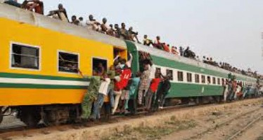 WOMAN CRUSHED TO DEATH BY TRAIN