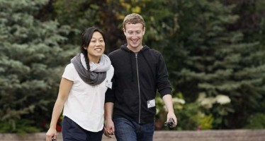 FACEBOOK FOUNDER & WIFE DONATE N4B TO FIGHT EBOLA