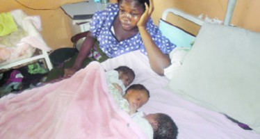 NEWBORN TRIPLETS DETAINED IN HOSPITAL AFTER PARENTS COULD NOT AFFORD MEDICAL BILL