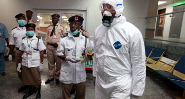 LAGOS AIRPORT IN DISARRAY AS EBOLA SURVIVOR ARRIVES FROM SIERRA LEONE