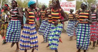 WOMEN TO GO ON SEX STRIKE IN SOUTH SUDAN