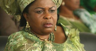 PATIENCE JONATHAN SHUNNED BY GOV. DICKSON
