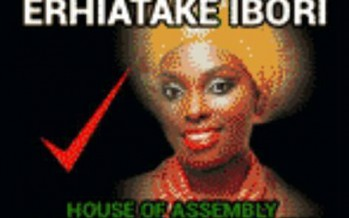 IBORI'S DAUGHTER JOINS HOUSE OF ASSEMBLY RACE