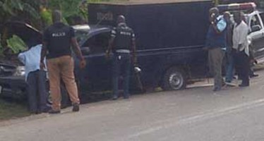 BANK CASH OFFICER, 4 POLICE ESCORTS, DRIVER ARRESTED OVER BULLION VAN ATTACK