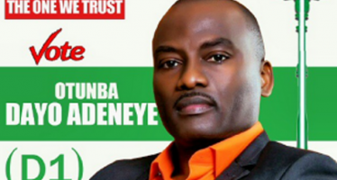 D1 ASKS FANS TO PRAY FOR HIM AS HE CONTESTS FOR A SEAT IN OGUN HOUSE OF ASSEMBLY UNDER APC