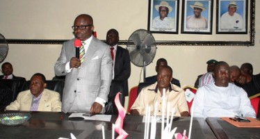 ALLOCATION OF 10 PERCENT EQUITY IN OIL COMPANIES MY MISSION, SAYS UDUAGHAN