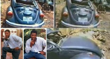 AYEFELE MARKS 17-YEAR ANNIVERSARY OF FATAL ACCIDENT THAT PUT HIM IN WHEELCHAIR WITH PICTURES OF THE WRECKED CAR