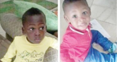 KIDS ABDUCTED BY PARENTS' HOUSEMAID FOUND NEAR POLICE STATION