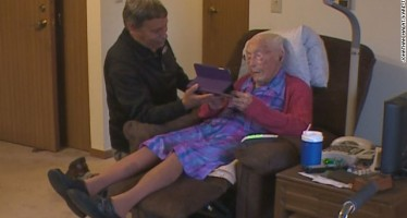 Oldest Facebook user dies aged 114