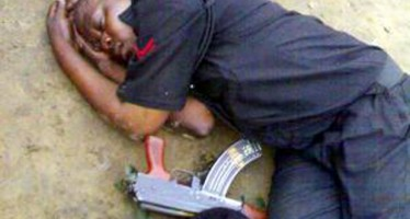 Hilarious Collection of Photos of Police Officers Caught Sleeping While on Duty