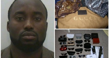 TWO NIGERIANS JAILED IN UK AFTER USING STOLEN CREDIT CARDS TO BUY DESIGNER WEARS AND WED