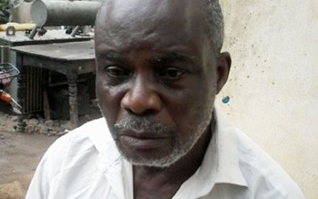 65-YEAR-OLD CAUGHT TRYING TO STEAL FROM DEAD MAN'S BANK ACCOUNT