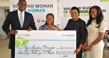 Trader Wins Diamond Bank Plc's Salary4Life