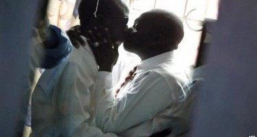 GAY COUPLE'S WEDDING DISRUPTED IN KANO