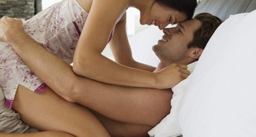 SCIENTISTS REVEAL THAT HAVING WOMAN ON TOP IS THE MOST DANGEROUS SEX POSITION FOR MEN