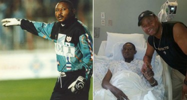 EX-SUPER EAGLES GOALKEEPER DIES OF CANCER 3-YEAR AFTER WIFE'S DEATH FROM SAME DISEASE