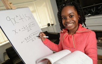 10-YEAR-OLD NIGERIAN GAINS ADMISSION TO UNIVERSITY  TO STUDY MATHS DESPITE NOT GOING TO SCHOOL
