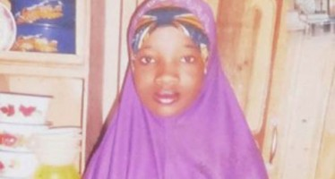 TEENAGE BRIDE STABS HUSBAND TO DEATH FIVE DAYS AFTER WEDDING