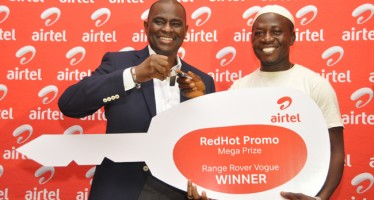 BANNED FROM DRIVING AFTER CAUSING 2 DIFFERENT ACCIDENTS  AND DEATH OF 20 PASSENGERS, MAN WINS N30M SUV IN AIRTEL PROMO