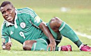 Emenike Performs Turkish Ritual to lift curse Placed on Him in Nigeria
