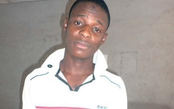 Teenager stabs friend to death, steals Plasma TV, DVD Player