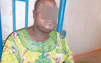 LANDLORD CHARGED WITH RAPING TENANT'S 8-YEAR-OLD DAUGHTER