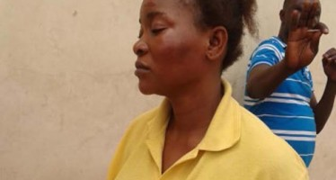 (UPDATE)HOUSEMAID WHO KIDNAPPED THREE SIBLINGS ARRESTED