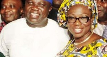 AMBODE AND WIFE'S INTIMATE SECRET EXPOSED