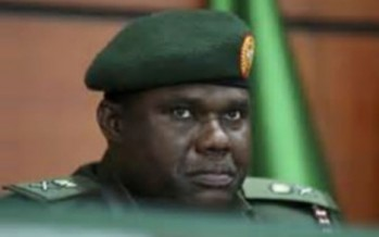 CHIEF OF ARMY STAFF IN MONUMENTAL FRAUD SCANDAL
