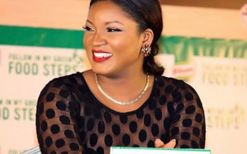 OMOTOLA REVEALS HER BEAUTY SECRET