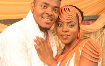 BIG PERSONALITIES, FRIENDS GATHER FOR PHILIP ODIAKOSE & LYMA'S WEDDING