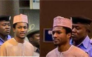 BUHARI'S SON FIRST APPEARANCE IN PUBLIC CREATES INTERNET BUZZ