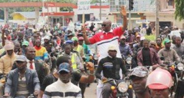 FAYOSE TAKES OKADA TO EKITI ASSEMBLY INAUGURATION