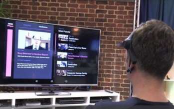 BBC Develops Mind Control Headset to Replace TV Remote