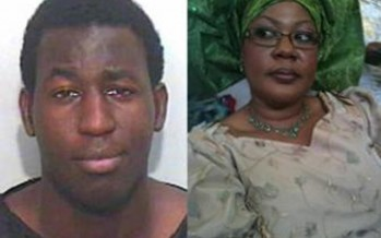 NIGERIAN-BORN WHO STABBED MUM TO DEATH JAILED FOR LIFE IN UK