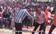 TB JOSHUA CLAIMS HE CURED 'MAN POSSESSED BY HOMOSEXUAL DEMON' IN LAUGHABLE VIDEO