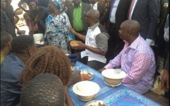 FAYOSE POSTS PICTURES OF HIMSELF DRINKING AT PALM WINE JOINT