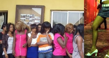 NIGERIANS ARRESTED IN SPAIN FOR FORCING COUNTRYMEN INTO PROSTITUTION WITH JUJU