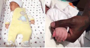 TIWA SAVAGE GIVES BIRTH TO HUSBAND'S 3RD CHILD AT 35