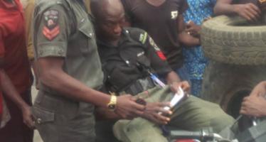 Drunken Police Officer Arrested