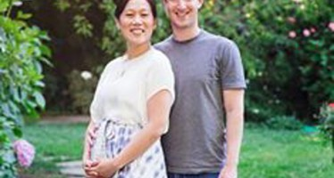 FACEBOOK CEO MARK ZUCKERBERG ANNOUNCES WIFE'S PREGNANCY AFTER 3 MISCARRIAGE