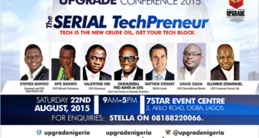ATTEND FREE SEMINAR AND WIN N500,000 AT UPGRADE CONFERENCE