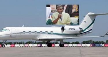 Pastor Adeboye Buys Brand New $65M Private  Jet